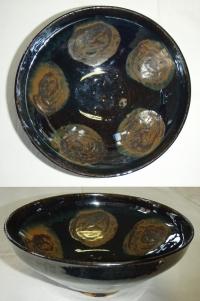 Čínská miska, pozdější napodobenina dynastie Sung, 19. - 20. století