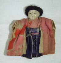 Japonská nebo čínská panenka