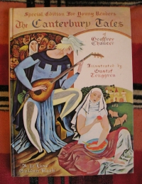 Special edition form young readers The Canterbury Tales