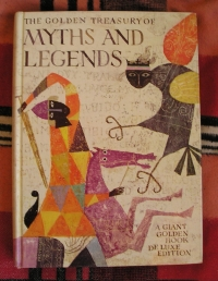 The golden treasury of Myths and Legends