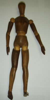 modelová figurína