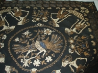 Batikový ubrus