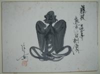 Postava mnicha-poustevníka