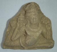 Tsa tsa, keramika, Indie